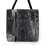 Around The Next Bend Digital Art Tote Bag