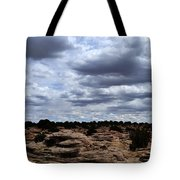 Around The Ranch Tote Bag