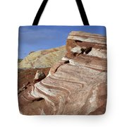 Around The Wave Tote Bag