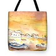Arrecife In Lanzarote 08 Tote Bag