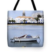 Arrecife On Lanzarote Tote Bag