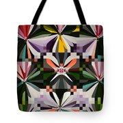 Arreglo De Flores Tote Bag