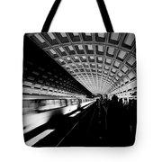 Arriving Metro Tote Bag