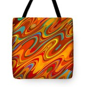 Art Abstract Geometric Pattern 26 Tote Bag