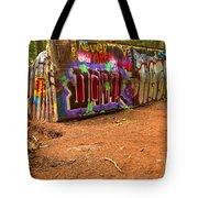 Art Along The Cheakamus River Tote Bag
