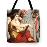 Art And Literature Tote Bag