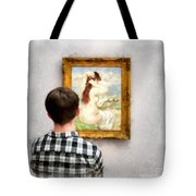 Art Appreciation Tote Bag