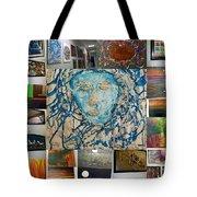 Art At Supeme Lending Tote Bag