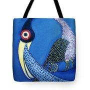 Art Bird Tote Bag