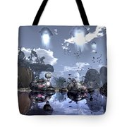 Art Breeze Tote Bag