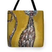 Cat Art Tote Bag