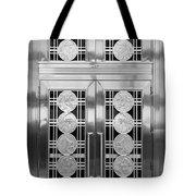 Art Deco Door 2 Tote Bag