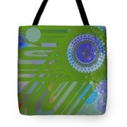 Art Deco Explosion 2 Tote Bag