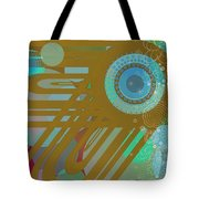 Art Deco Explosion 4 Tote Bag