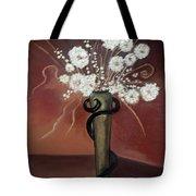 Flowers Art Tote Bag