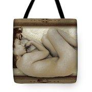 Art For The Sake Of Art Woman Framed 3 Tote Bag