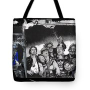 Art Homage James Montgomery Flagg Ww1 Poster Number 1 Midway Arizona State Fair Phoenix 1967  Tote Bag