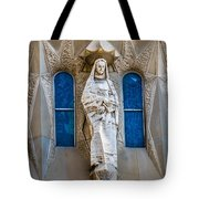 Art In Barcelona Tote Bag