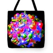 Art In Coalescence... Tote Bag