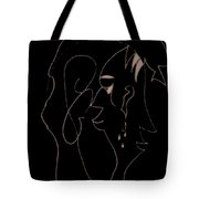 Art In Mind  Tote Bag