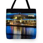 Art In Reflection Tote Bag