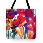 Art In The Eyes 3 Tote Bag