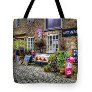 Art In The Mill Tote Bag