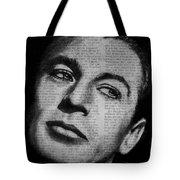 Art In The News 35-gary Cooper Tote Bag