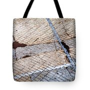 Art In The Street 3 Tote Bag
