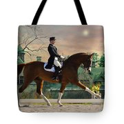 Art Of Dressage Tote Bag