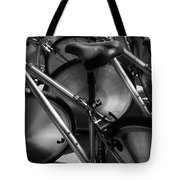 Art Of The Bicycle Tote Bag