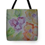 Art Of Watercolor Tote Bag