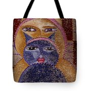 Art Picasso Cats Tote Bag