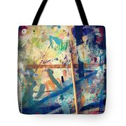 Art Table 7 Tote Bag