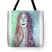 Art Therapy 136 Tote Bag