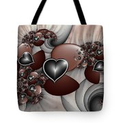Art With Heart Tote Bag