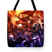 Artchaos Tote Bag