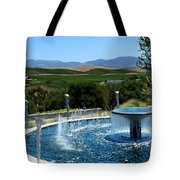 Artesa Vineyard And Winery Tote Bag