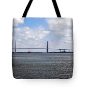 Arthur Ravenel Bridge Tote Bag