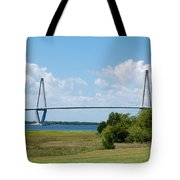 Arthur Ravenel Jr Bridge Tote Bag