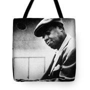Arthur Tatum (1910-1956) Tote Bag by Granger