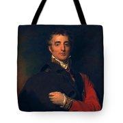 Arthur Wellesley, Duke Of Wellington Tote Bag