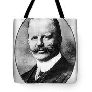 Arthur Zimmermann (1864-1940) Tote Bag