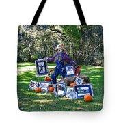 Artie Scarecrow Tote Bag