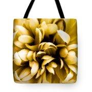 Artificial Flower Tote Bag