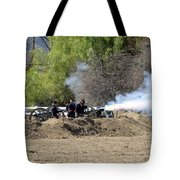 Artillery Support Tote Bag