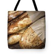 Artisan Bread Tote Bag