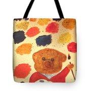 Artisan The Bear Tote Bag