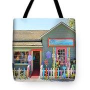 Artist Gallery In Cambria California  7142 Tote Bag