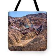 Artist Pallet Two Tote Bag